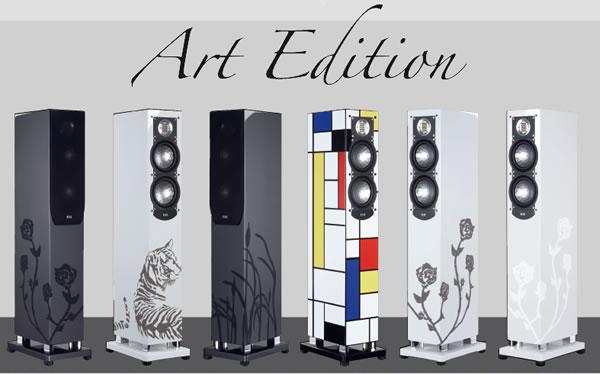 ELAC FS247 Art Edition