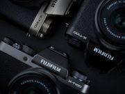 Fujifilm X-T100  Megfizethető X-gép f4570c7828