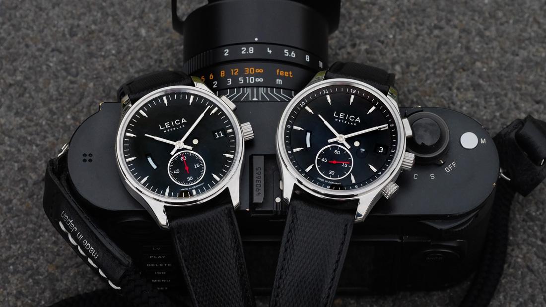 A Leica beszáll a luxus karóra bizniszbe és jól is áll neki ... 86a863aa28